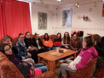 Návštěva v Sociálně terapeutické dílně