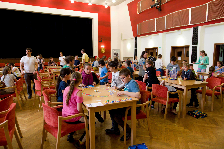 Turnaj deskových her