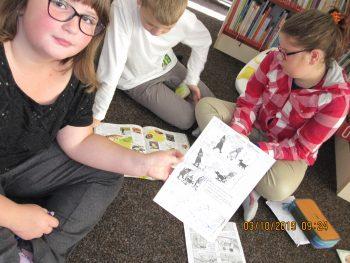 Komiksový workshop v knihovně