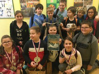 Ekologická soutěž 2019