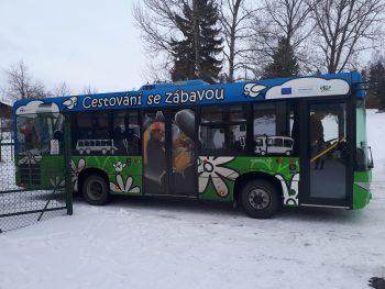 Propagace veřejné dopravy, ODISbus 2020