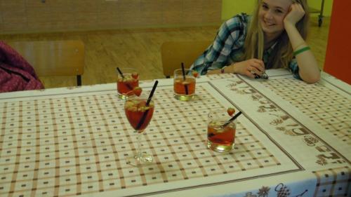 Míchání nápojů