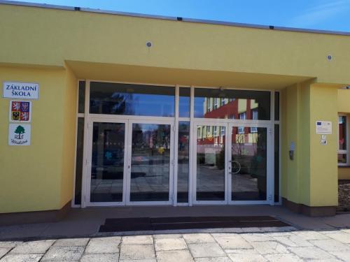Hlavní vchod