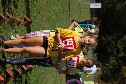 Okresní kolo v přespolním běhu