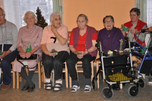 Vánoční zpívání v Dolní Moravici