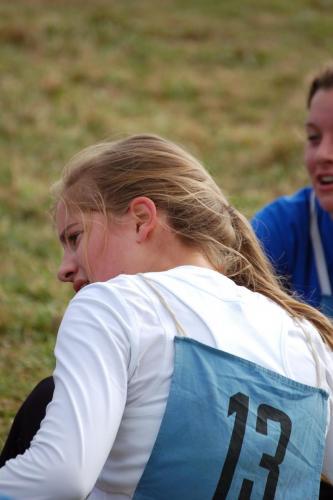Fotogalerie z krajského kola přespolního běhu pro střední školy
