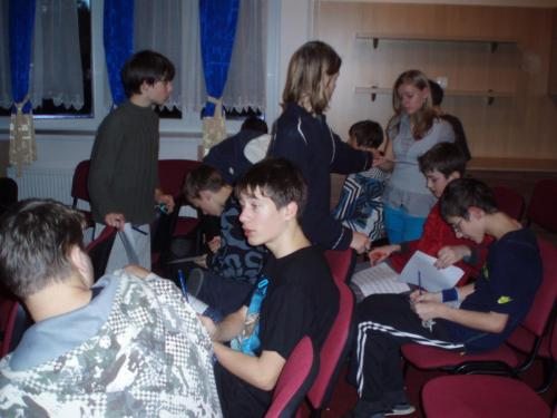 Lyžařský kurz 2010