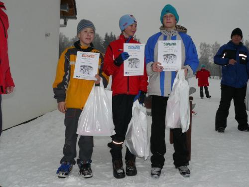 Zimní sportovní hry v Rýmařově
